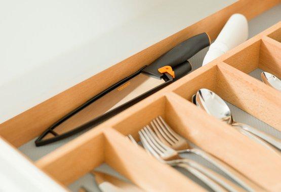 Fáciles de utilizar, limpiar y almacenar