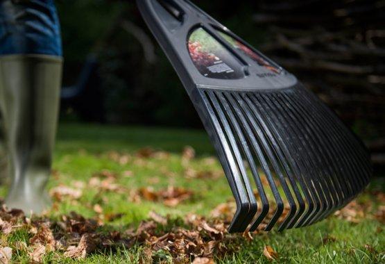 Mantenga limpias las zonas verdes
