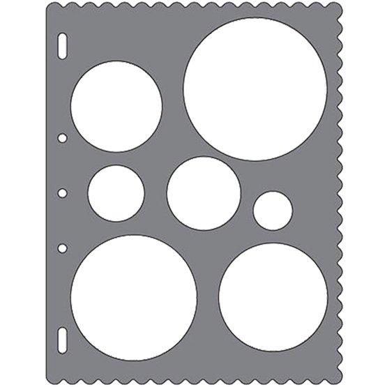ShapeTemplate - círculos