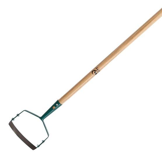 Rascador de jard n con mango herramientas para el for Herramientas para el jardin