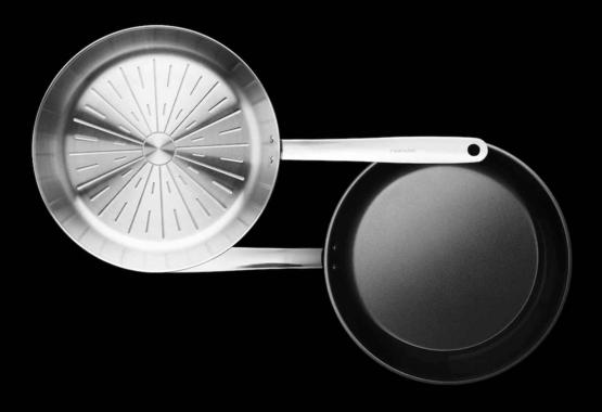 Utensilios de cocina revestidos o sin revestimiento: ¿cuál es la diferencia?