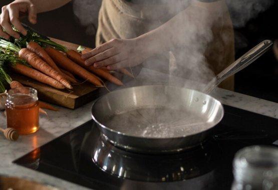 Cocinar en estado puro