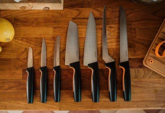Cuchillos de cocina para cada tarea de corte