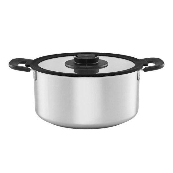 Cacerola con tapa, Functional Form, 5 L