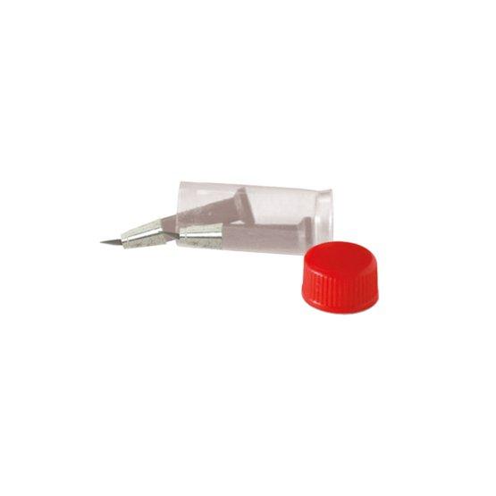 Cuchillas de Recambio para Mini Cútter de Precisión con Cuchilla Pivotante