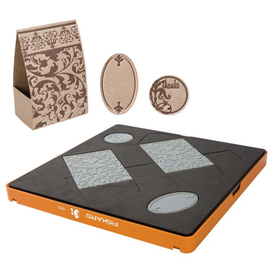Troquel Materiales Gruesos Grande - Caja Regalo