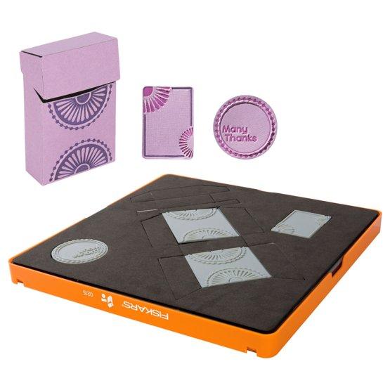 Troquel Materiales Gruesos Grande - Caja para Caramelos