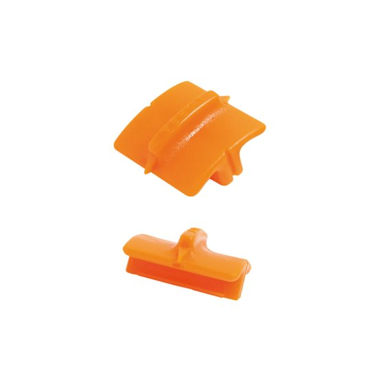 Cuchillas de Recambio X2 - Corte recto