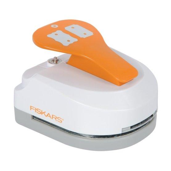 Perforadora de etiquetas 3 en 1 - Ticket & Rizado