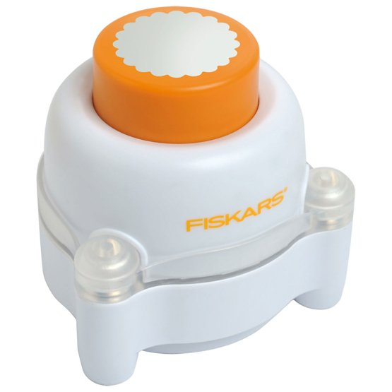 Everywhere Window Punch - Crculo Festoneado