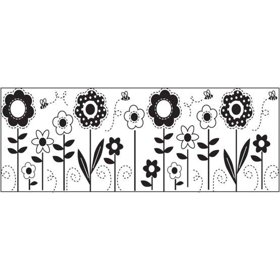 Tampón Continuo - Flores