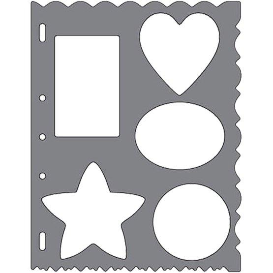 ShapeTemplate - Figuras
