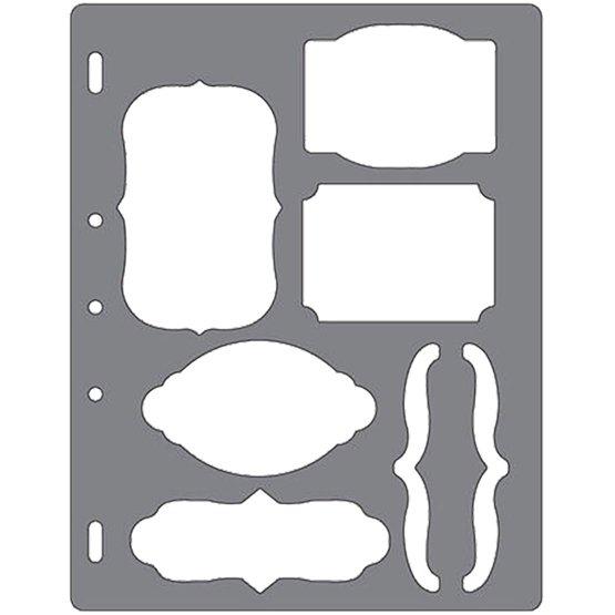 ShapeTemplate - Etiquetas