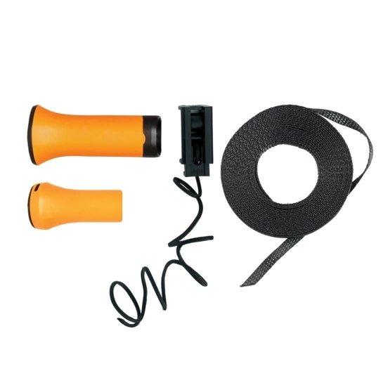 Set con cuerda y empuñadura para pertiga UPX86