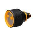 Cabezal de recambio de pistola rociadora con triple función