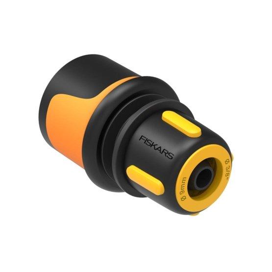 """Conector de mangueras Confort 9mm(3/8"""")"""