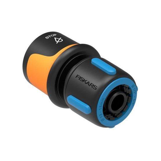 """Conector de mangueras STOP Confort 13-15mm(1/2-5/8"""")"""