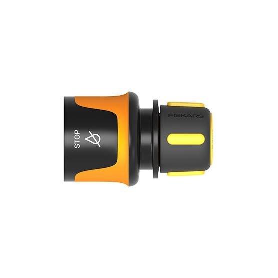 Conexión para mangueras stop 9 mm