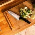 Cuchillo Santoku Functional Form
