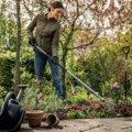 Cultivador de jardín